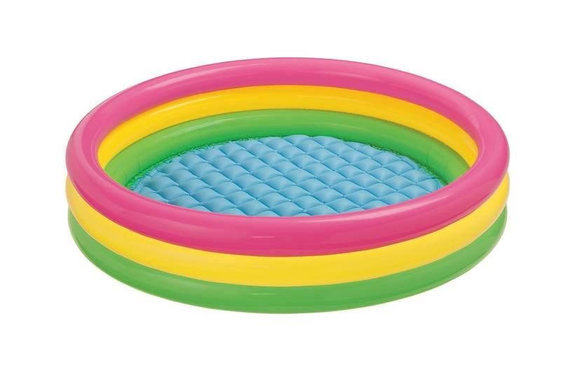 Intex 57422 Dúhový bazén 147x33cm