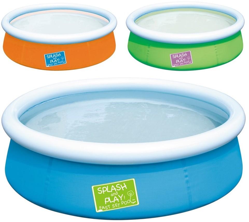 Bestway 57241 Môj prvý Splash and Play bazén zelený