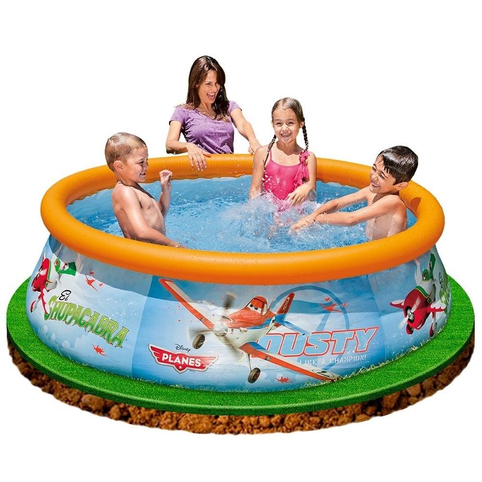 Intex Nafukovací bazén Planes183x51cm