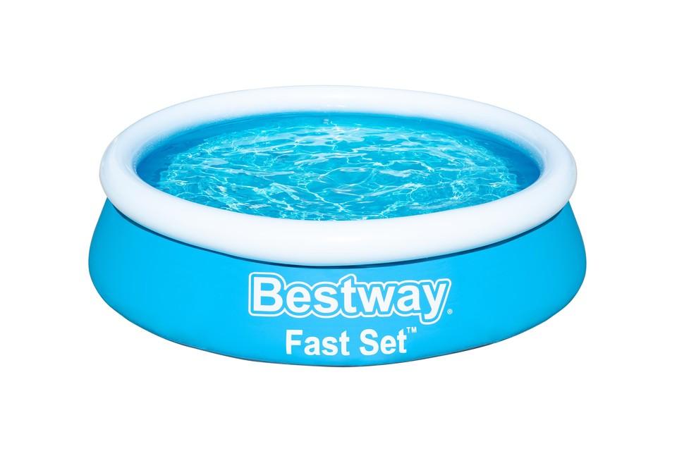 Bestway 57392 Bazén nafukovací Fast Set 1,83mx51cm