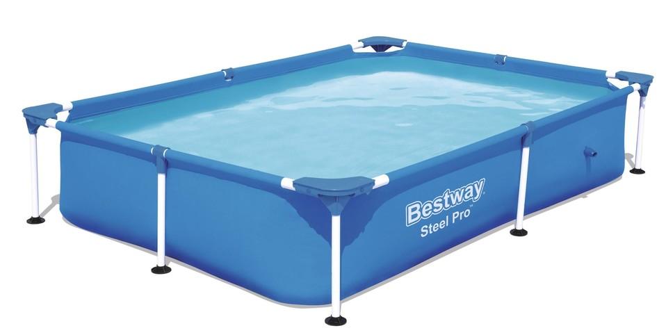 Bestway 56401 Bazén pre deti Steel Pro 221x150x43cm