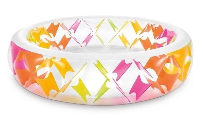 Intex 56494 Bazén Deluxe Multicolor 229x56cm