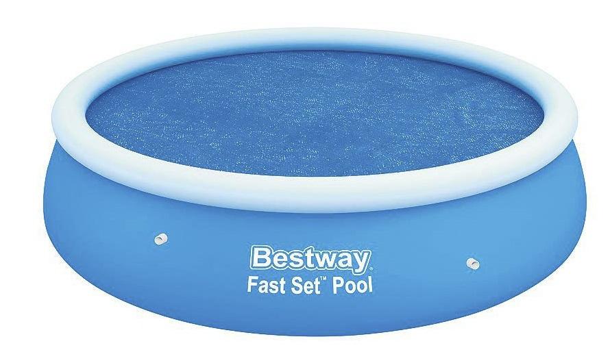 Bestway 58060 Solárna bazénová plachta 244x66cm