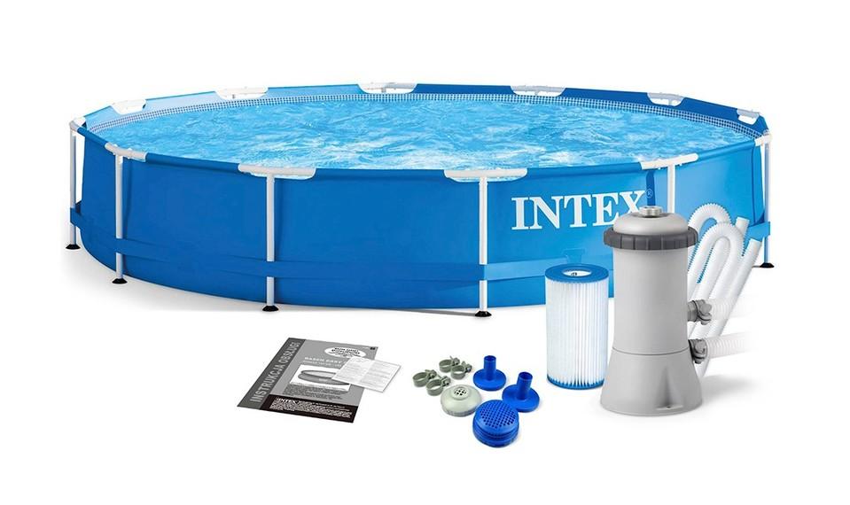 Intex 28212 Bazén Metal Frame Pool Set 366x76cm