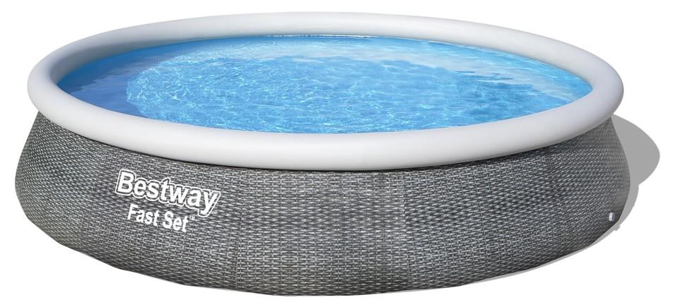 Bestway 57376 Samonosný bazén s filtrom 396x84cm