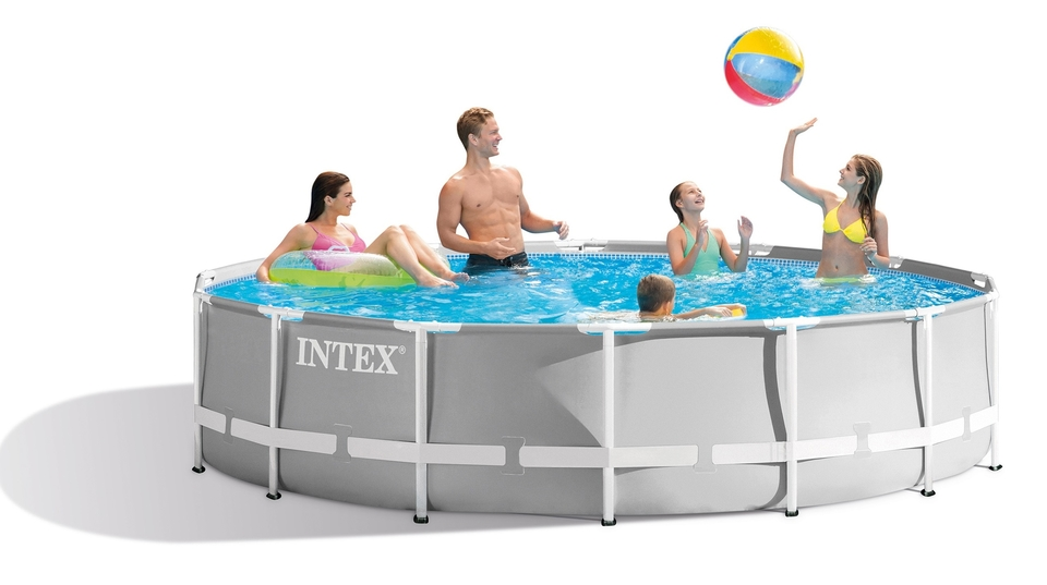 Intex 26720 Bazén Prism Frame 4,27x1,07m