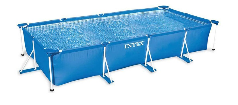 Intex 28273 Bazén Frame Pool Set Family 450x220x84cm