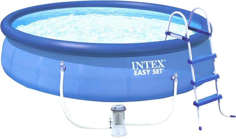 Intex 26168 Easy Set bazén s filtráciou 457x122cm