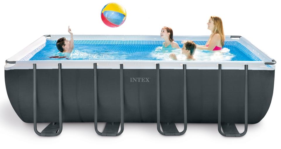 Intex 26356 Ultra Frame Rectangular 549x274x132cm