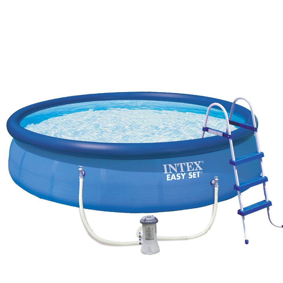 Intex 26166 Bazén Easy Set Pool 457x107cm
