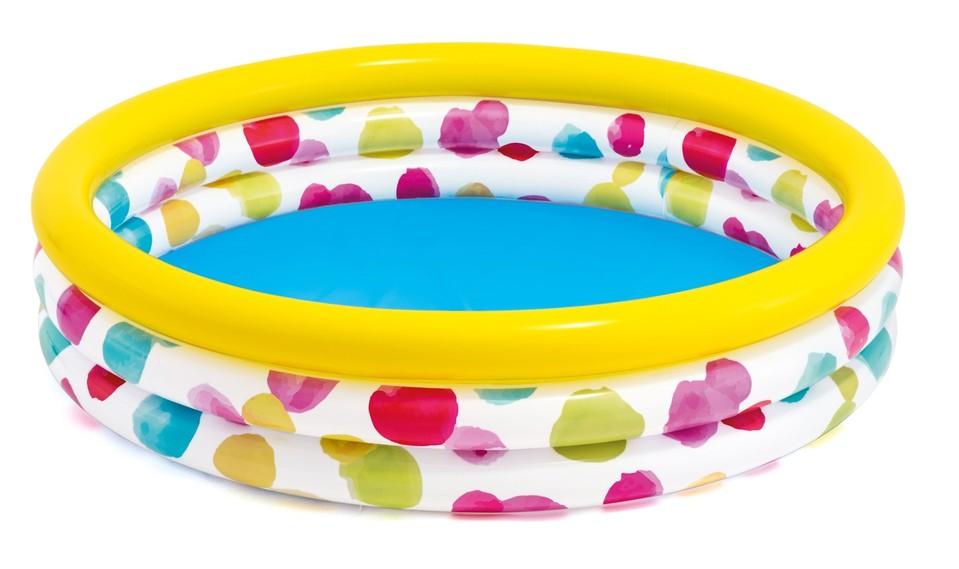 Intex 58439 Cool dots pool Detský bazén 147x33cm