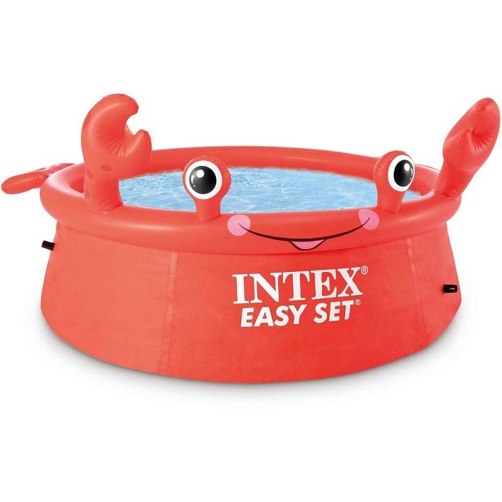 Intex 26100 Bazén Happy crab183x51cm