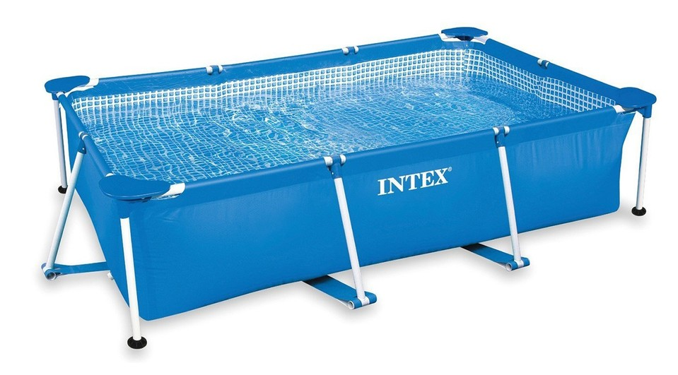 Intex 28271 Bazén Rectangular Frame Pool 260x160x65cm