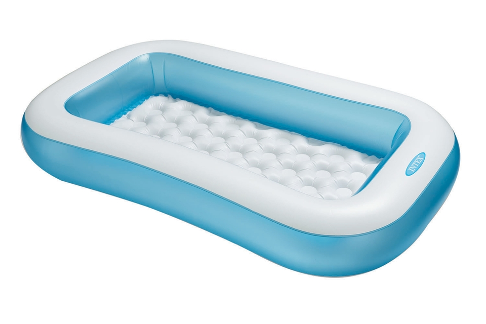 INTEX 57403 Baby Pool 166x100x28cm