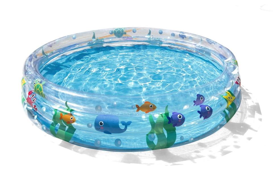 Bestway 51004 Nafukovací bazén Deep Dive 152x30cm
