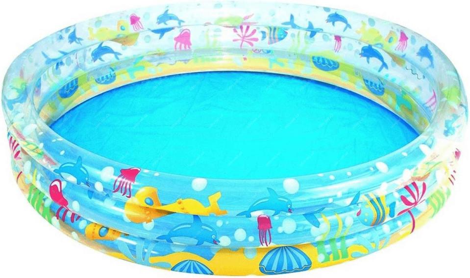 Bestway 51005 Bazén nafukovací Podmorský svet 183x33cm