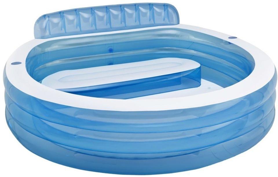 INTEX 57190 Rodinný bazén, 224x216x76 cm