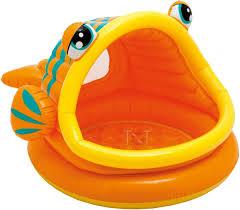 Bazén ryba 124 x 109 x 71cm