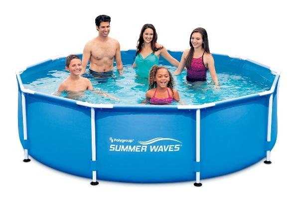 Polygroup bazén s konštrukciou 305x76cm