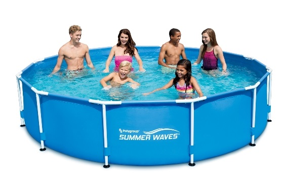 Polygroup bazén s konštrukciou 366x76cm