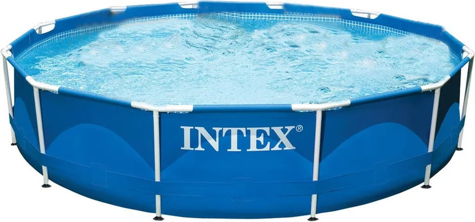Intex 28210 Bazén Metal Frame Pool 366x76cm