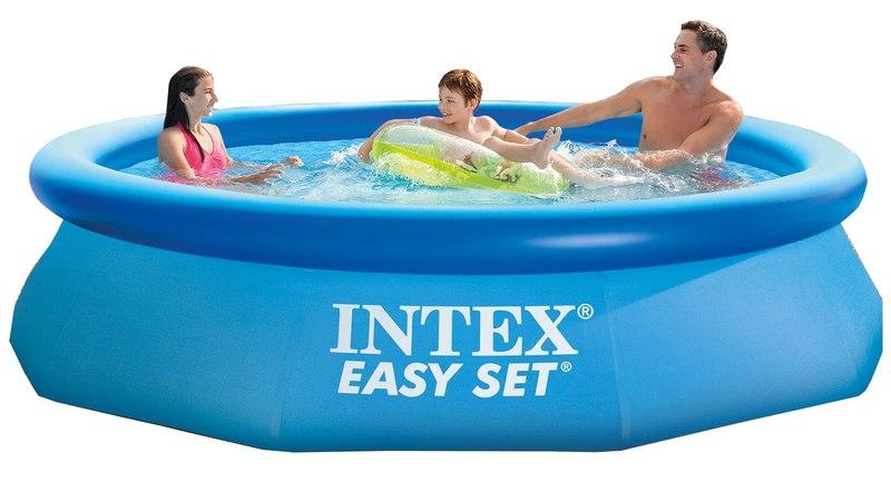 Intex 28122 Bazén Easy Set s kartušovou filtráciou 305x76cm