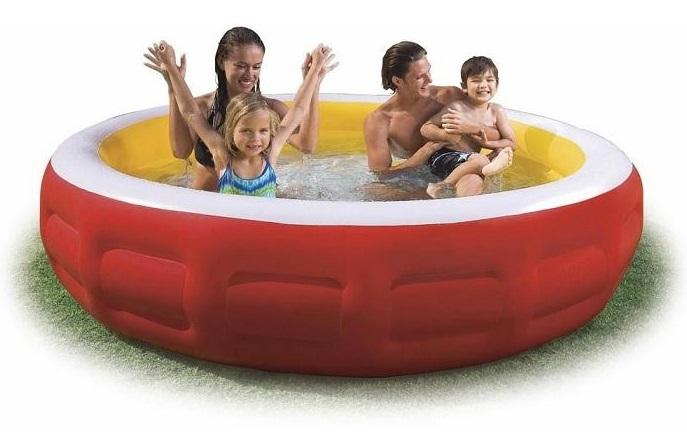 Bazén soft deluxe