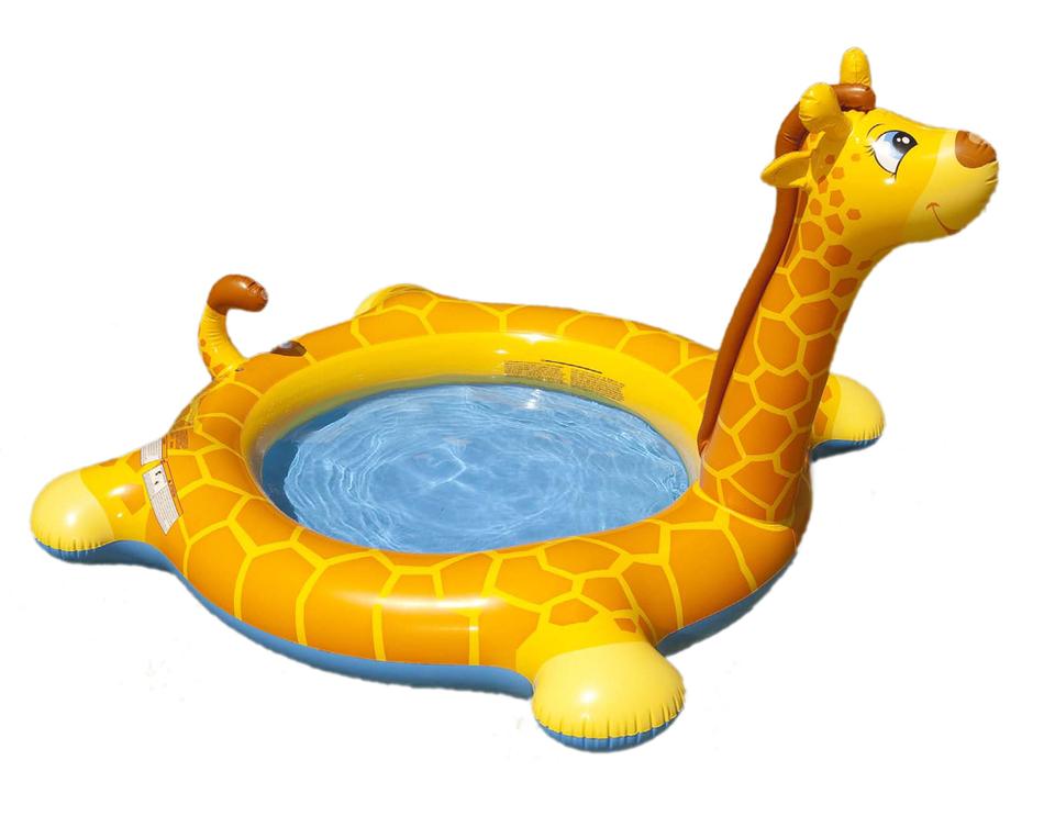 Bazén Žirafa 208x166x122cm