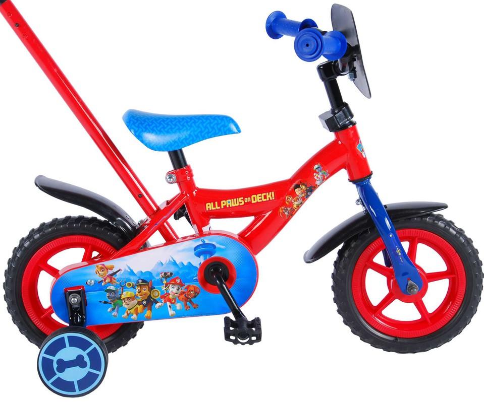 "Detský bicykel Paw Patrol 10"""