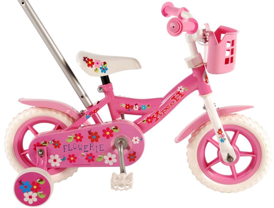 "Detský bicykel Flowerie 10"""