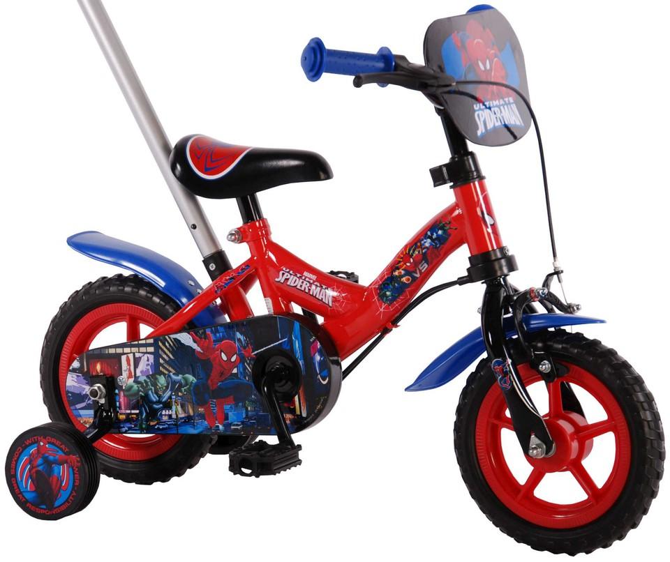 "Detský bicykel Spider-Man 10"""
