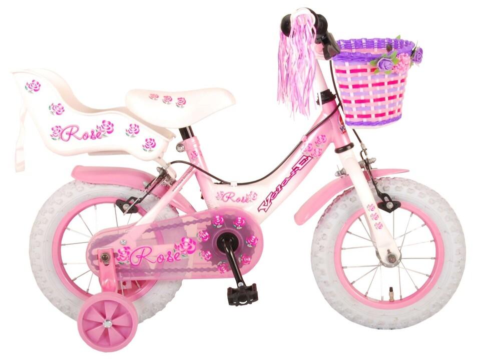 """Detský bicykel Rose 2ručné brzdy 12"""""""