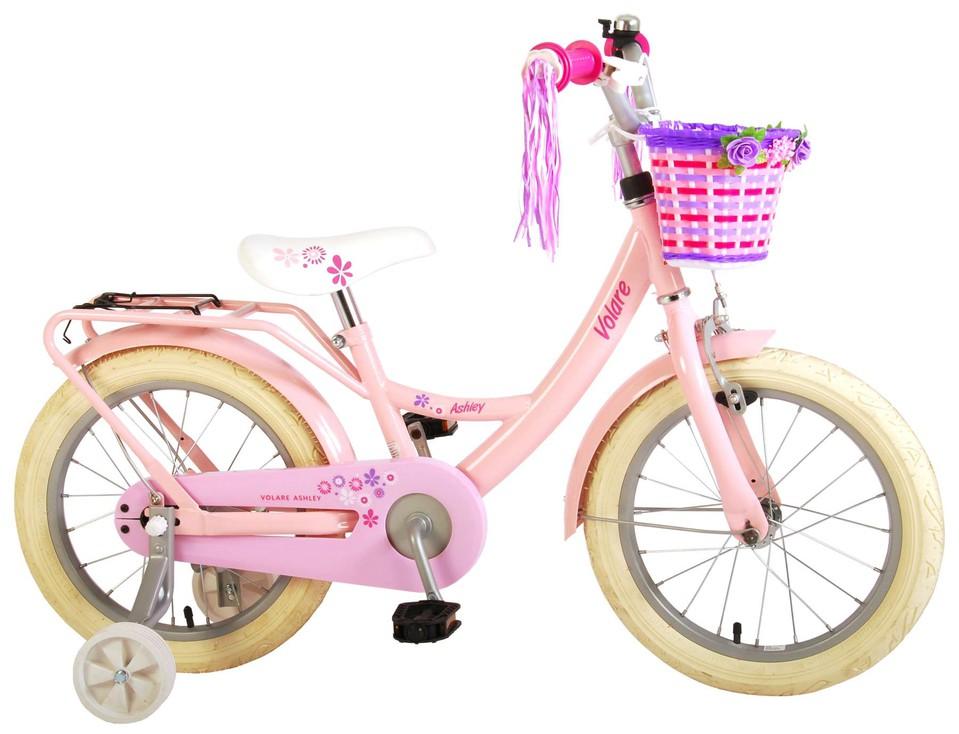 """Bicykel Ashley 16"""" ružový"""
