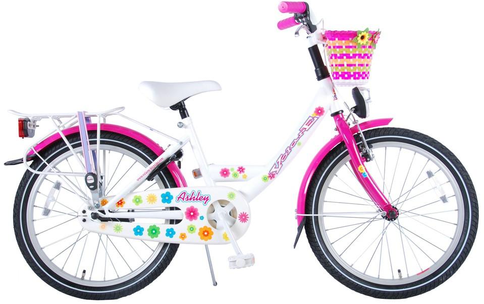 """Bicykel Ashley 20"""" biely"""