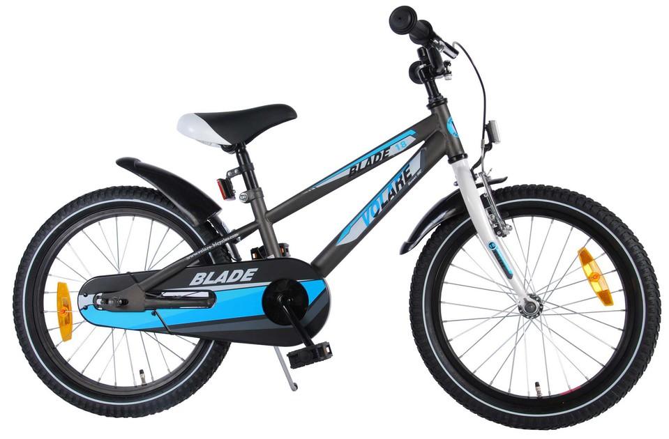 "Bicykel Blade 18"" šedý"