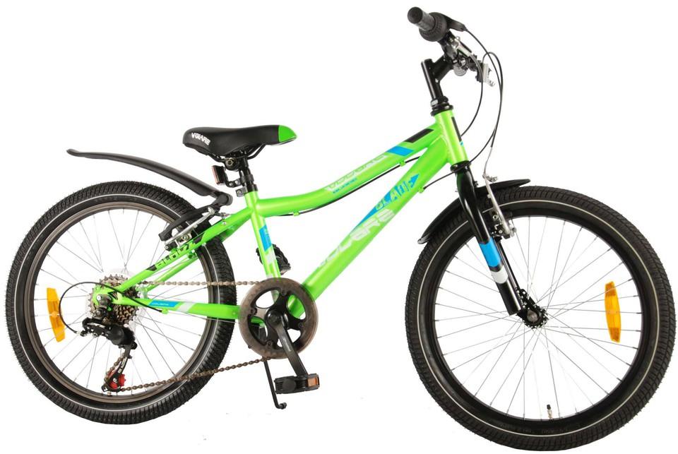 """Bicykel Blade 20"""" zelený"""