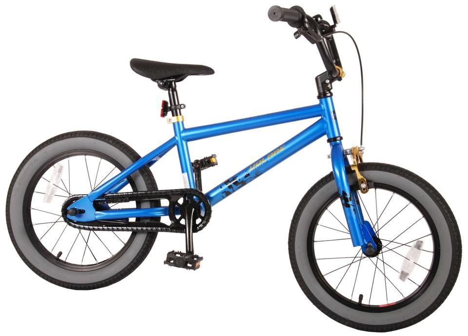 "Bicykel Cool Rider 16"" modrý"
