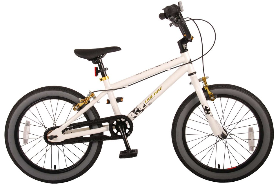 "Bicykel Cool Rider 18"" biely"