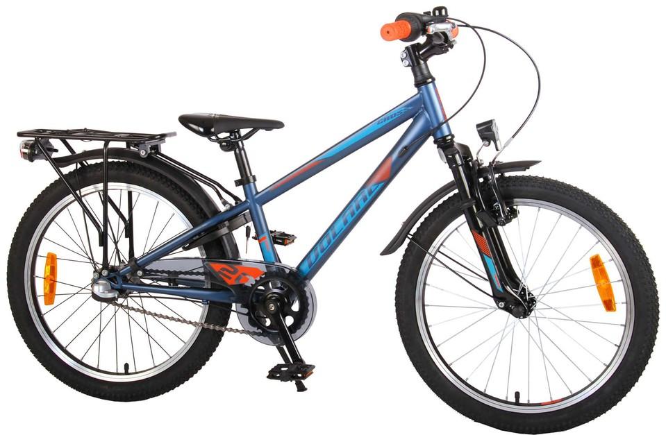 """Bicykel Cross 20"""" tmavo-modrý"""