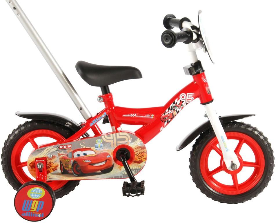 "Bicykel Disney Cars 10"""