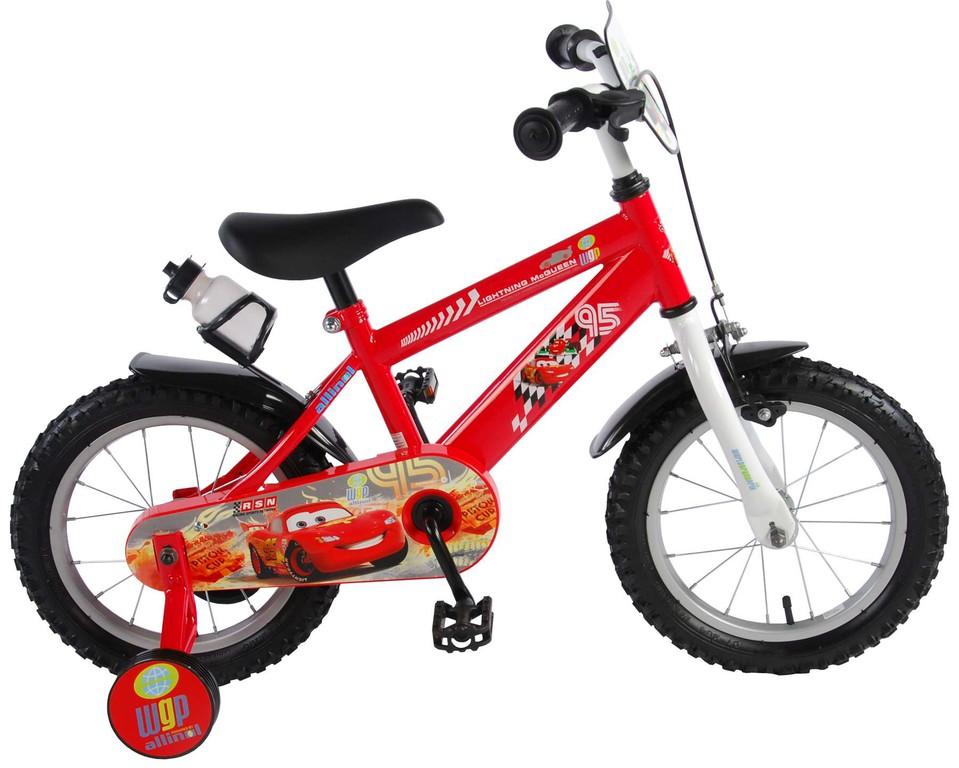 "Bicykel Disney Cars 14"""