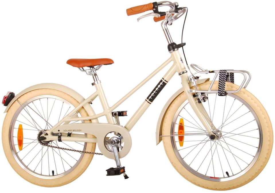 """Bicykel Melody 20"""" béžový"""