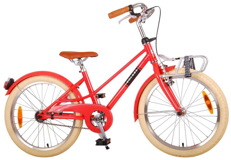 """Bicykel Melody 20"""" červený"""