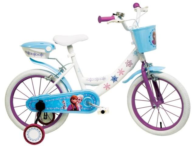 """Bicykel Frozen 16"""""""