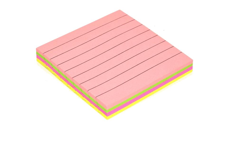 Samolepiaci bloček 7,5x7,5cm
