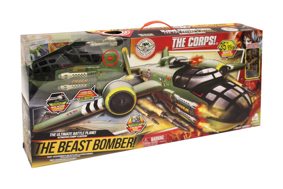 The Corps! Bombardér Beast 76x89cm