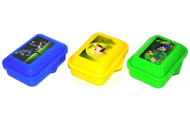 Desiatový box - žltá