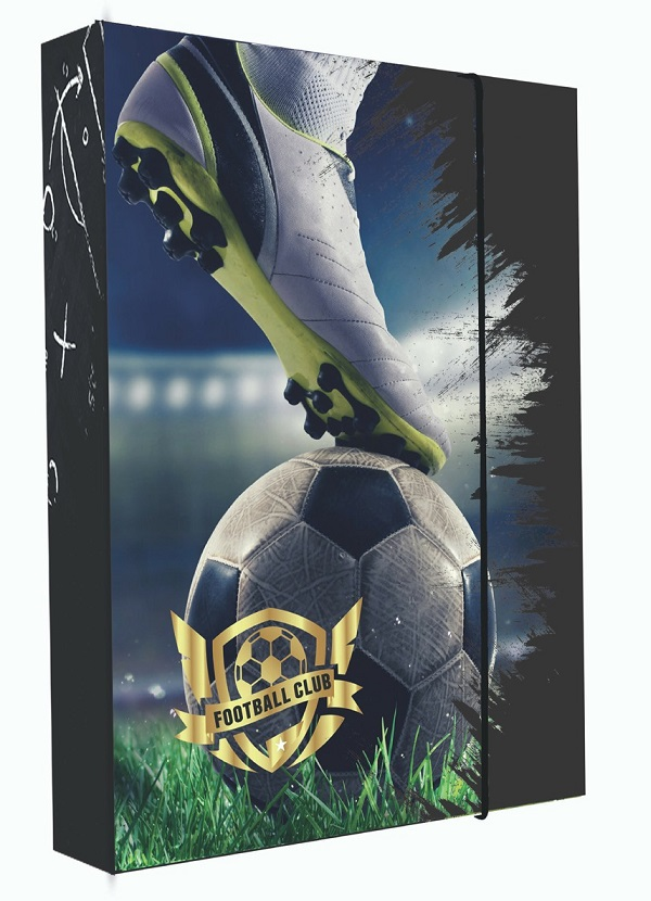 Box na zošity A5 Jumbo Football