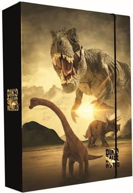 Box na zošity Dinosaur World A4
