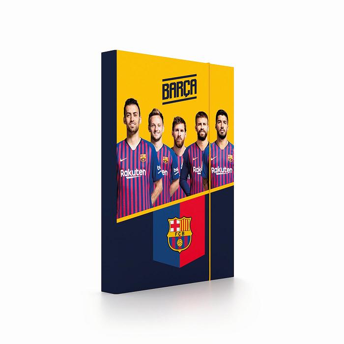 Box na zošity A4 Barcelona